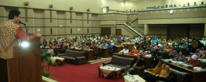 Seminar Peningkatan Profesionalisme Guru