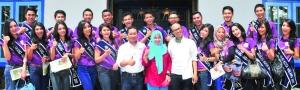 Kakang Mbakyu Kota Malang 2013